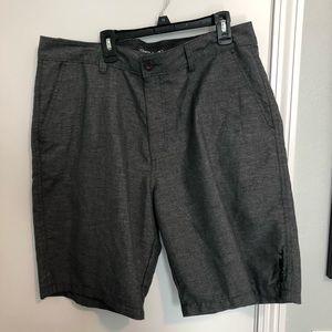 O'Neill 34 grey shorts